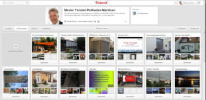 Mester Bielefeld - Pinterest Screenshot